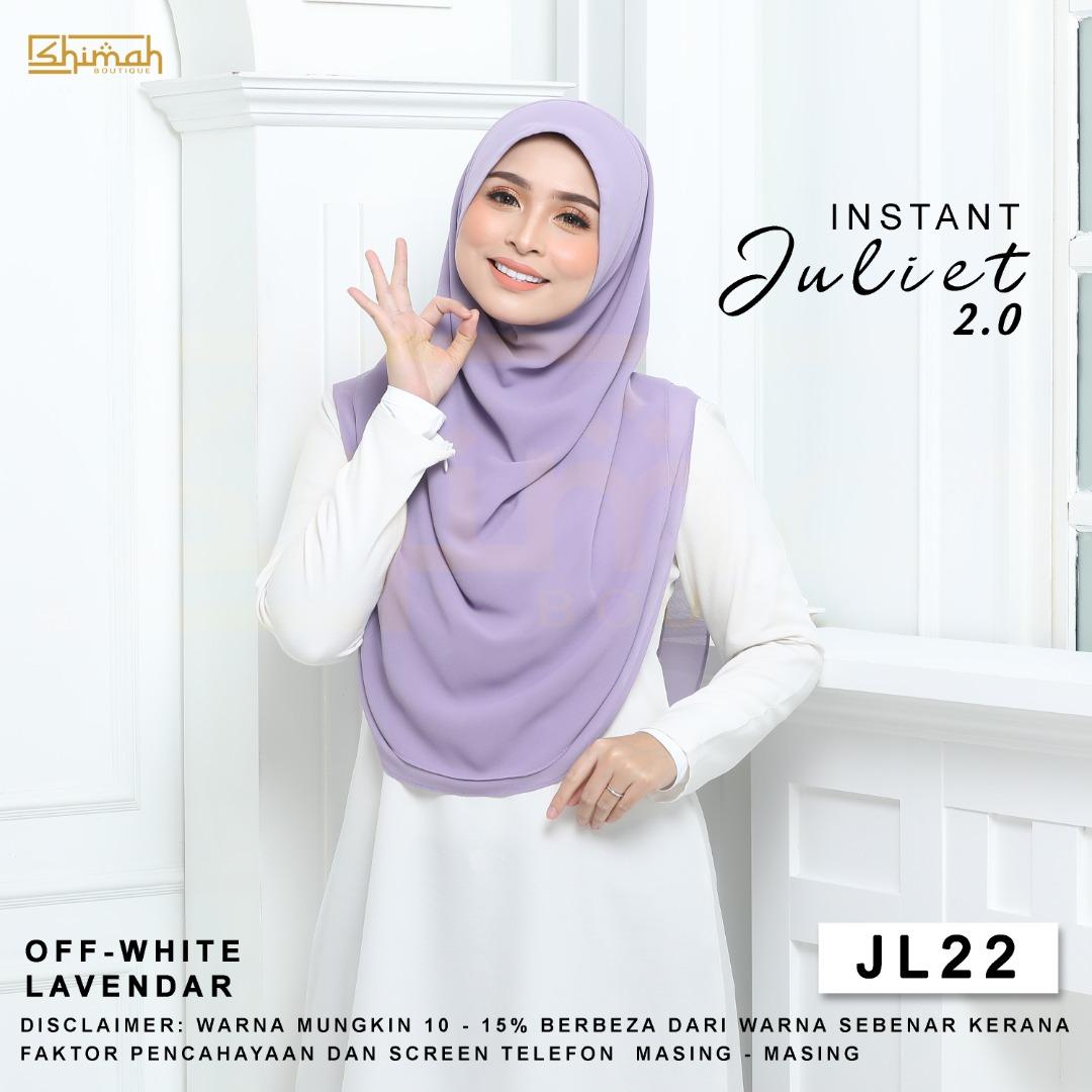 Instant Juliett 2.0 (Size XXL) - JL22