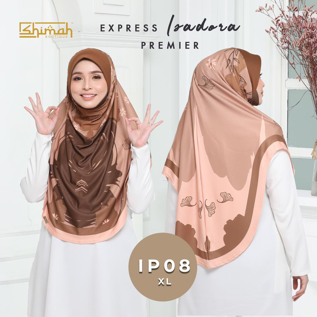 Express Isadora Premier Berdagu (L/XL) - IP08