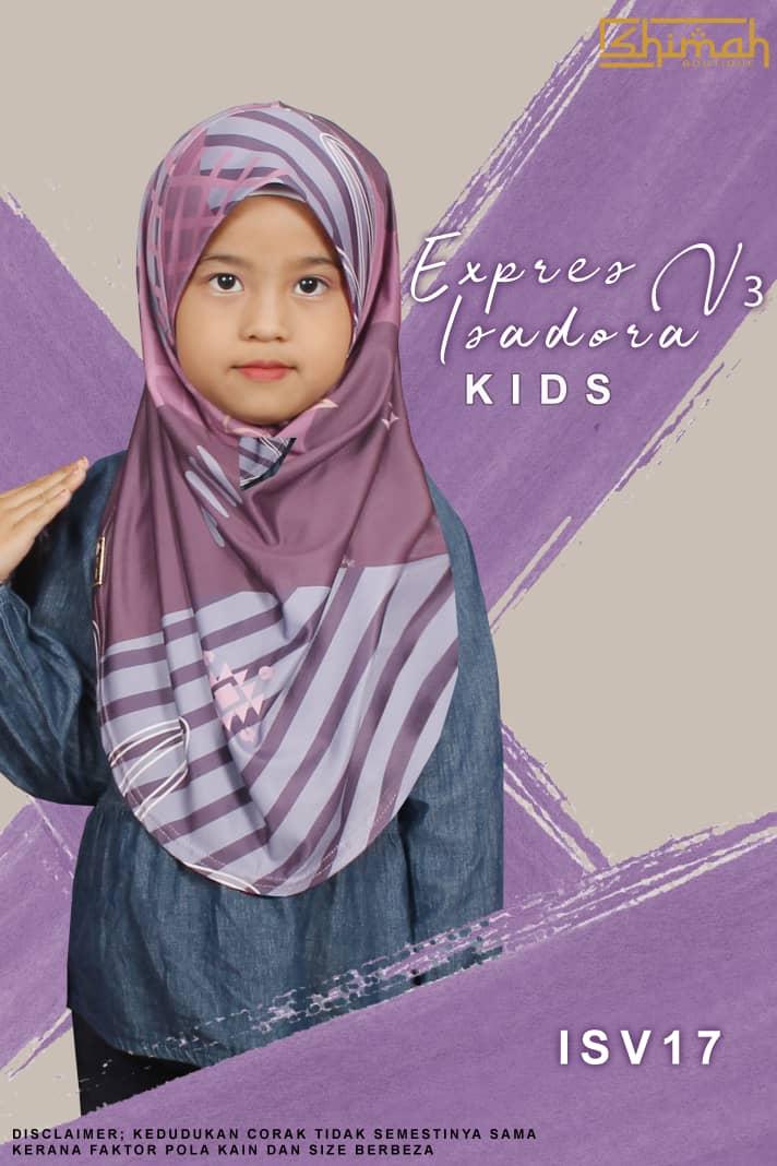 Express Isadora Kids V3 - ISKV17