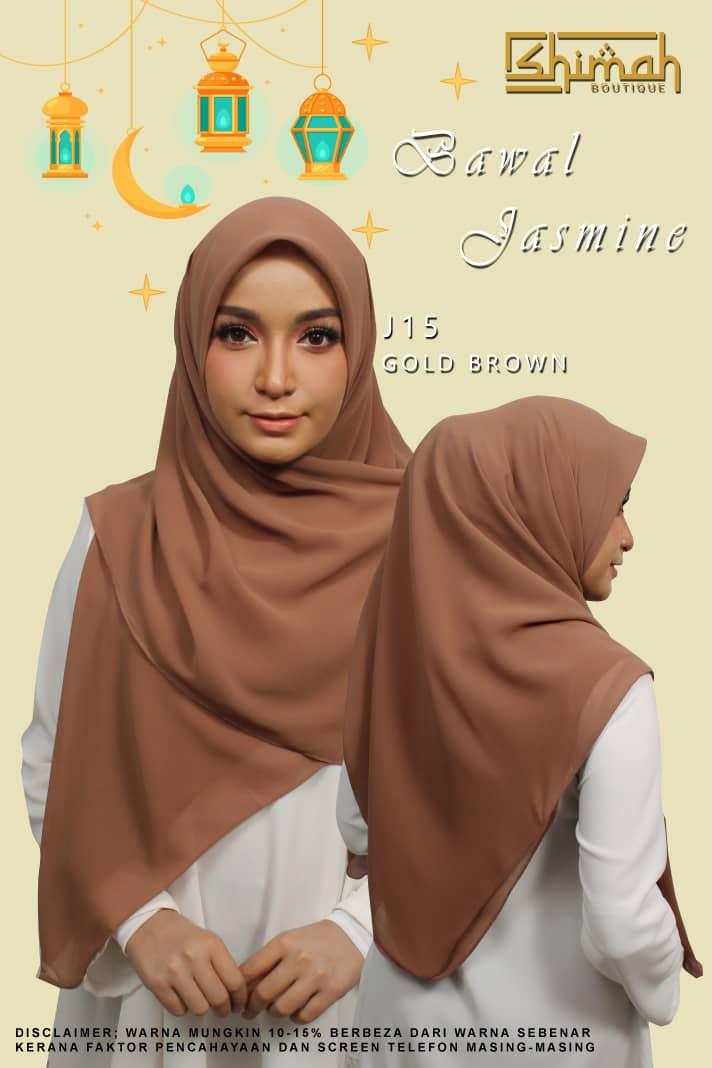 Bawal Jasmine - J15