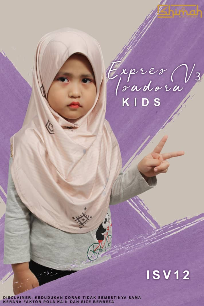 Express Isadora Kids V3 - ISKV13
