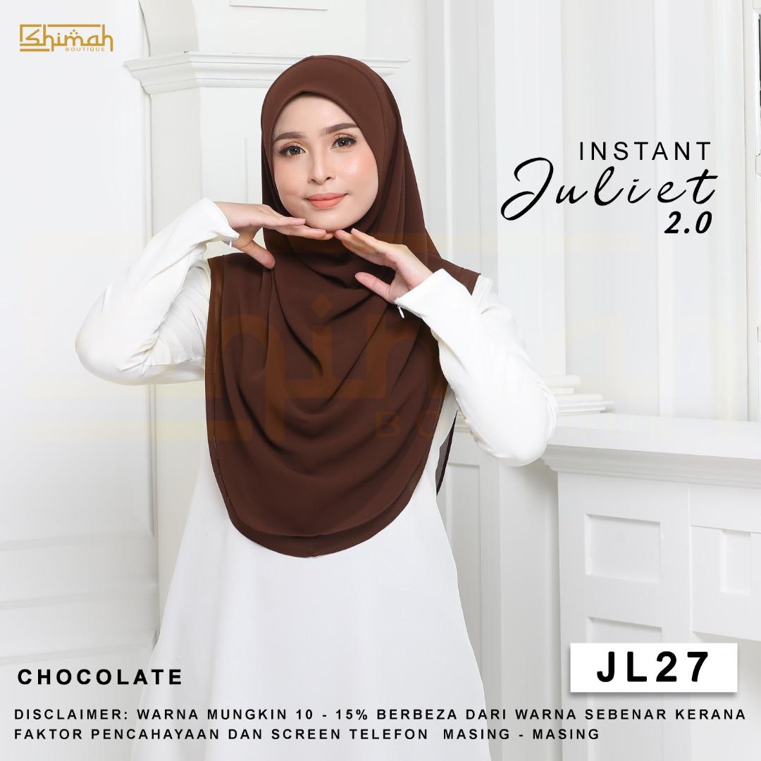 Instant Juliett 2.0 (Size XXL) - JL27