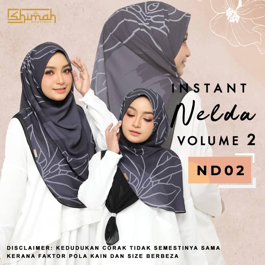 Instant Nelda 2.0 (Size M) - ND02