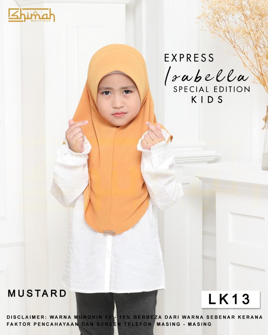 Isabella Special Edition Kids - LK13