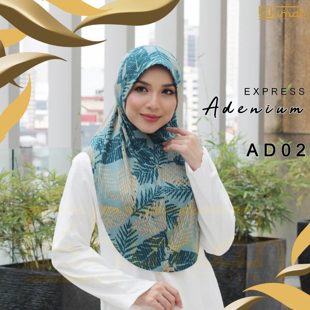 Express Adenium - AD02