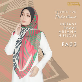 Instant Bawal Ariana Hibiscus - PA03