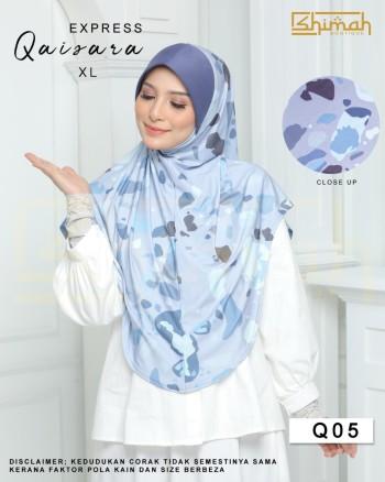 Express Qaisara - Q05 (Size XL)