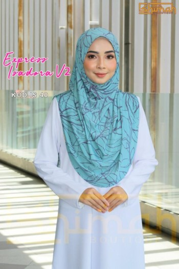 Express Isadora (Size XL) - IS40