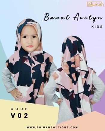 Bawal Avelyn (Size XS) - V02