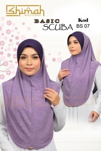 Basic Scuba - BS07