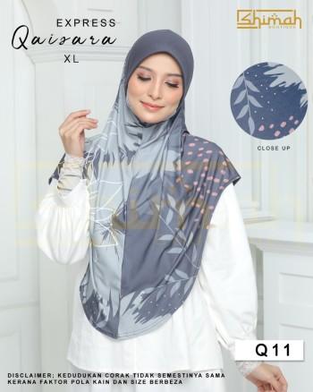 Express Qaisara - Q11 (Size XL)