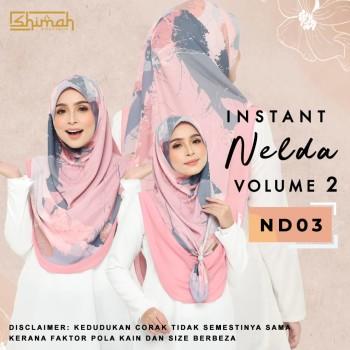 Instant Nelda 2.0 (Size XL) - ND03