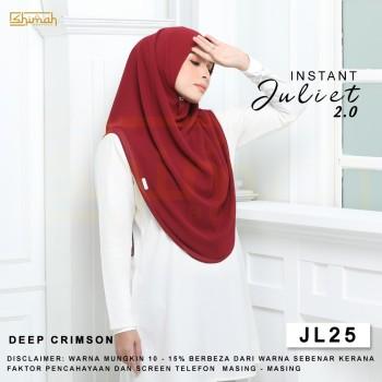 Instant Juliett 2.0 (Size XL) - JL25