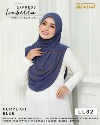 Isabella Special Edition - LL32