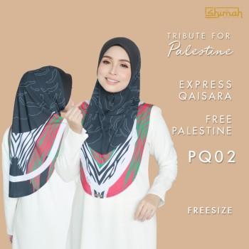 Express Qaisara Free Palestine (Freesize) - PQ02