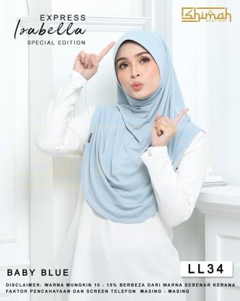 Isabella Special Edition Berdagu (Size XL) - LL34