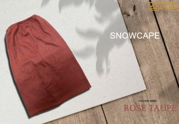 Inner Snowcape - Rose Taupe
