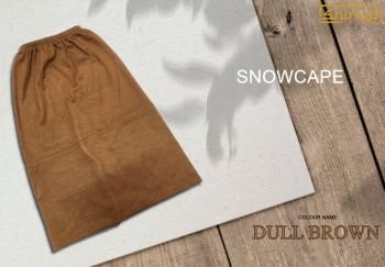 Inner Snowcape - Dull Brown