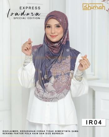 Isadora Special Edition - IR04