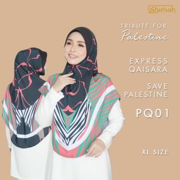 Express Qaisara Save Palestine (XL Berdagu) - PQ01