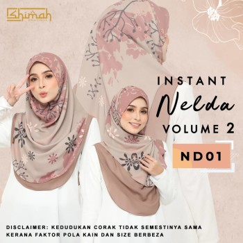 Instant Nelda 2.0 (Size XL) - ND01