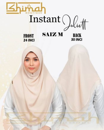 Poster Size Instant Juliett Saiz M & L