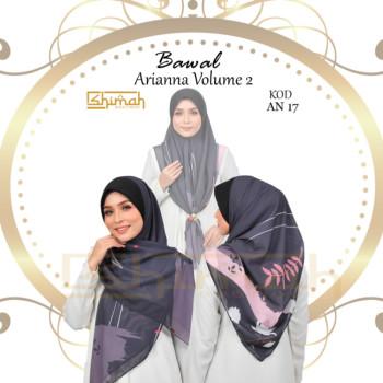 Bawal Arianna Vol. 2 - AN17