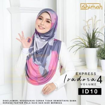 Express Isadora Vol. 4 (Size M & L) - ID10