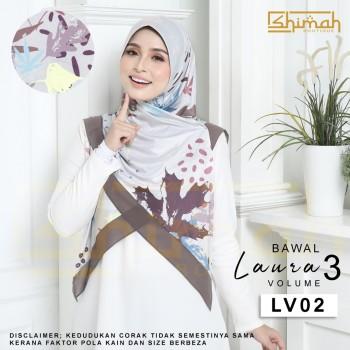 Bawal Laura Vol. 3 (LV02) Bidang 50