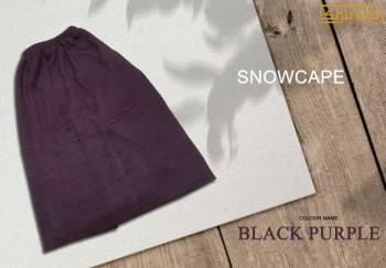 Inner Snowcape - Black Purple