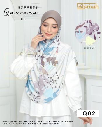 Express Qaisara - Q02 (Size XL)