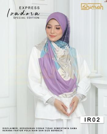 Isadora Special Edition - IR02