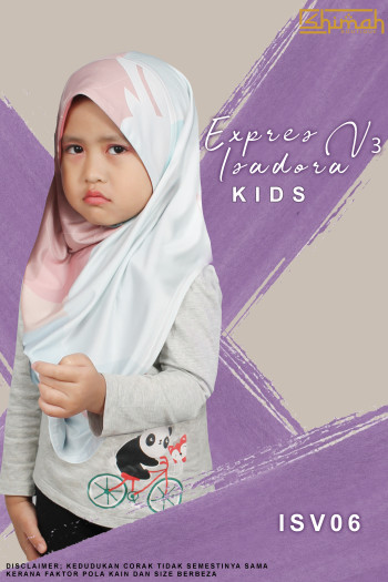 Express Isadora Kids V3 - ISKV06