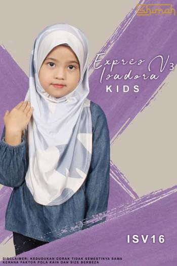 Express Isadora Kids V3 - ISKV16