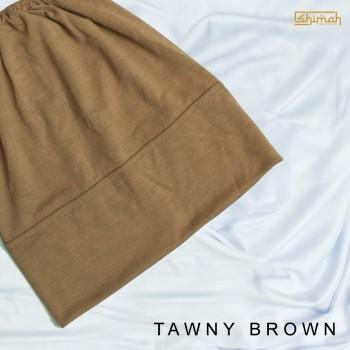 Inner Snowcap - Tawny Brown
