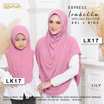 Isabella Special Edition Set - LX17