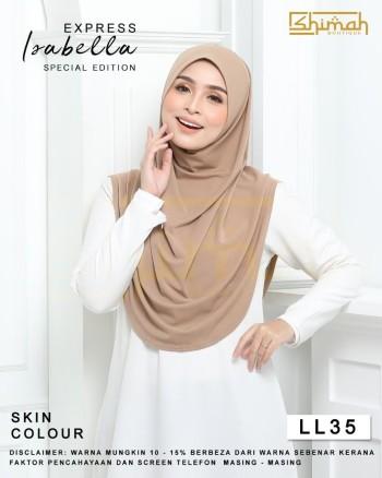 Isabella Special Edition Berdagu (Size XL) - LL35