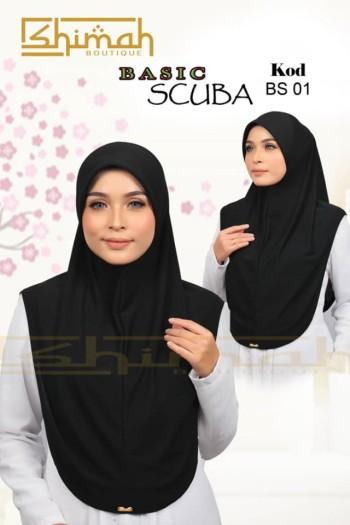 Basic Scuba - BS01