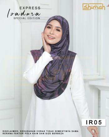 Isadora Special Edition - IR05