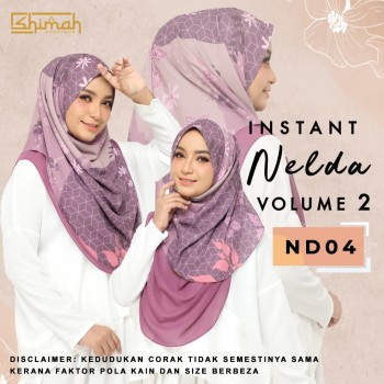Instant Nelda 2.0 (Size M) - ND04