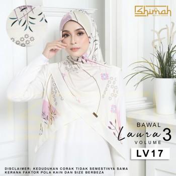 Bawal Laura Vol. 3 (LV17) Bidang 50