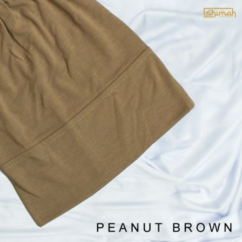 Inner Snowcap - Peanut Brown