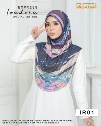 Isadora Special Edition - IR01