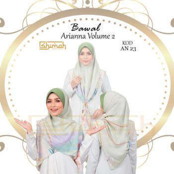 Bawal Arianna Vol. 2 - AN23