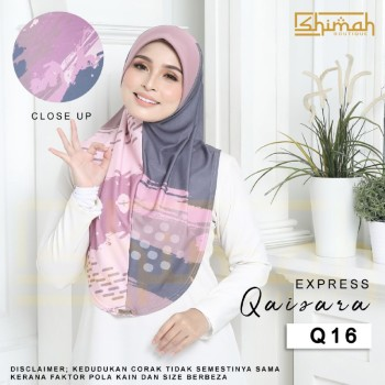 Express Qaisara - Q16