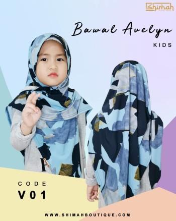 Bawal Avelyn (Size XS) - V01