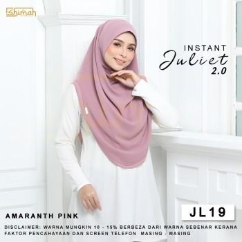 Instant Juliett 2.0 (Size XL) - JL19