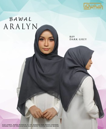 Bawal Aralyn - R09
