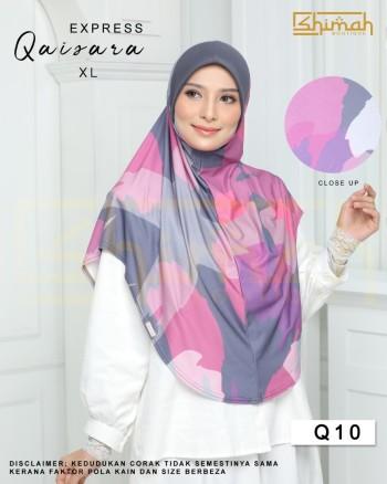 Express Qaisara - Q10 (Size XL)