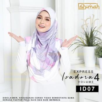 Express Isadora Vol. 4  (Size M & L) - ID07